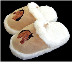 1 slippers