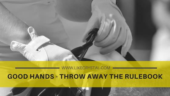 Good Hands – Throw Away The Rulebook