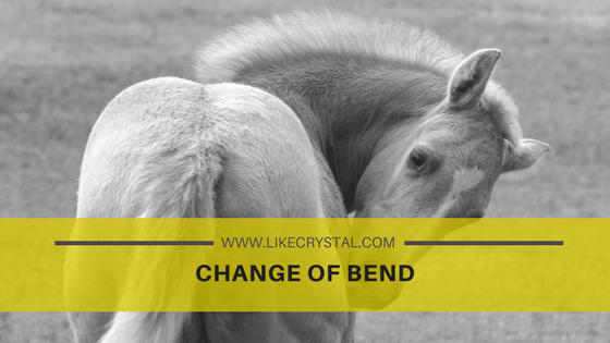 Change Of Bend