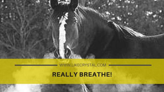 Really Breathe!