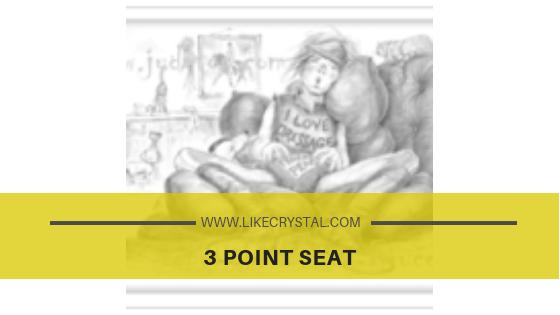 three point seat