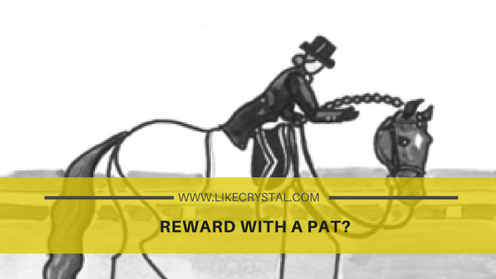 Reward with a Pat?