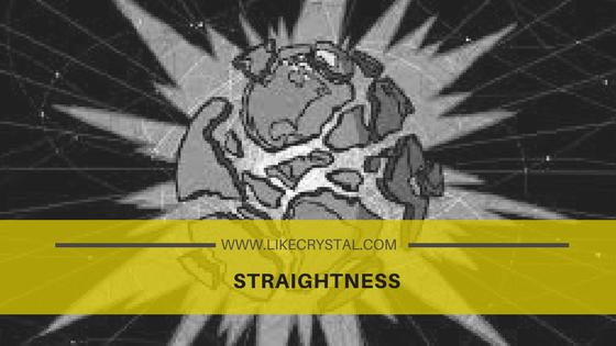 Straightness