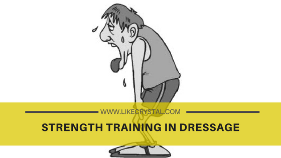 Strength Training in Dressage