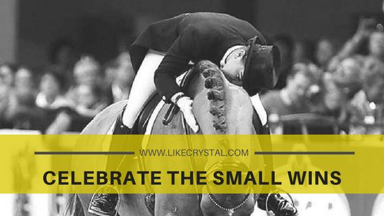 Celebrate the Small Wins
